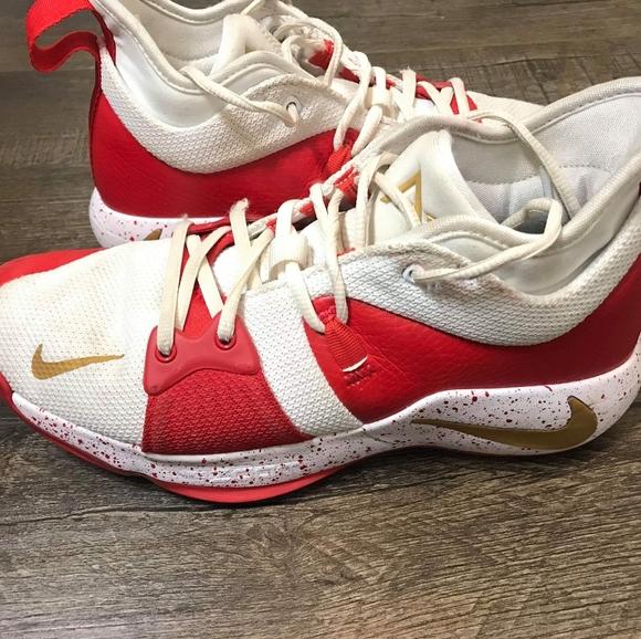 Custom Nike PG iD women's basketball shoes